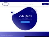 Stockiest & Dealers of IRON & STEEL | TMT Bars | Beams |Hyderabad