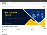 AR VR Training In Chennai – VyTCDC