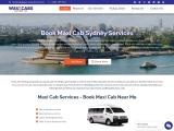 Maxi Taxi Sydney