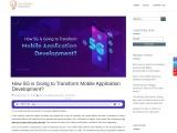 5G on mobile app development | How it Transforms?