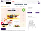 Hand Crafts PRO Shopify Templates | Hand Crafts PRO Shopify Theme
