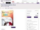 Dance Studio WordPress Theme   Dance Studio Academy