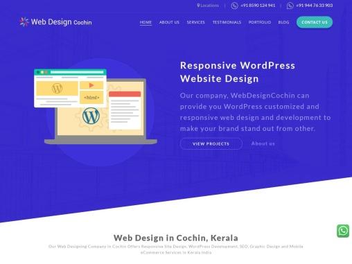 Best web design company in kerala   Web development company in kerala