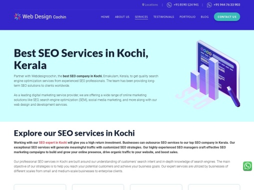 Professional seo consultant | Best seo company in india