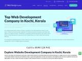 website development company in kochi | php application development company