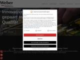 Die Weber Steuerungs- und Montagetechnik GmbH in Biedesheim
