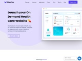 Launch your On Demand Health Care Website
