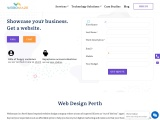 Web Design In Perth By Webomaze