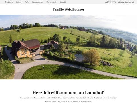 Lamahof-Cafe