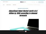 Educational Robot Market worth $2.6 billion by 2026