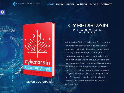 Cyberbrain: Guardian Angel by Benoit Blanchard