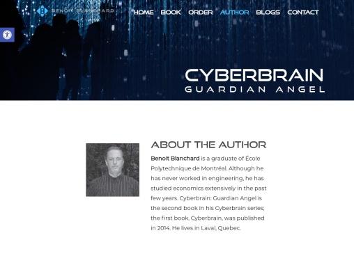 Benoit Blanchard – Author of Cyberbrain
