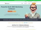 Free SMS Marketing Software | Bulk SMS solution in 2021