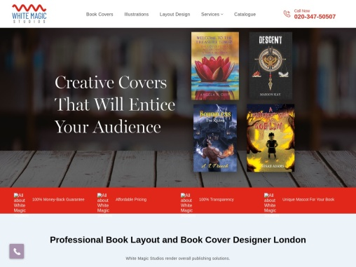 Book Cover Designers, Front Cover Designer & Creator in UK