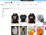 Cheap Clothing online store in China