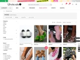 wholesale fashion shoe store in China