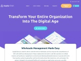 Wholesale Factory Management System | Supply Chain Software