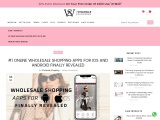 Wholesale Clothing UK – Easy Access App For Retaliers to Wholesalers!
