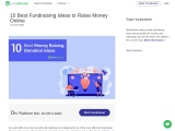 10 Best Fundraising Ideas To Collect Money Online