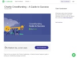 Crowdfunding Charity – Guide To Success | Whydonate