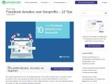 Facebook Donaties Voor Nonprofits – 10 Tips   Whydonate