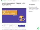 Fundraising Campaign: 9 Essential Tips To Raise Money