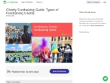 Fundraising Charity – Fundraising Guide