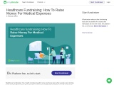 Healthcare Fundraising: How To Raise Money For Medical Expenses