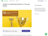 10 Largest Crowdfunding Platforms In The Europe In 2019!