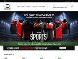 wida sports CUSTOMISED TEAM UNIFORM FREE DESIGNS