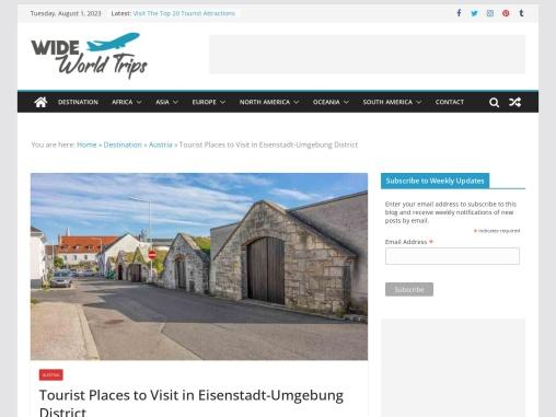 Top Things to Do in Eisenstadt-Umgebung