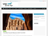 Tourist Places to See in Jordan