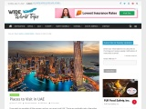 List of Tourist Places to Visit in UAE