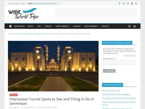 Best Things to Do in Seremban, Malaysia