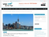 Fun Things to Do in Auckland, New Zealand