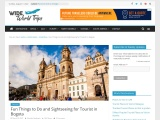 Awesome Things to Do and See in Bogota