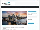 Top Things to Do and See in London