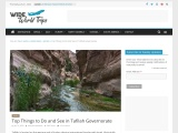 Best Things to Do in Tafilah, Jordan