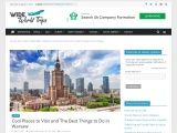 Tourist Places to See in Warsaw, Poland
