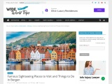 Tourist Attractions to Visit in Bergen