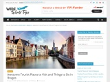 Tourist Attractions to Visit in Bruges
