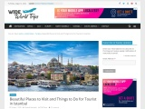 Tourist Attractions to Visit in Istanbul