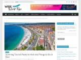 Sightseeing Places to Visit in Nice