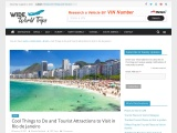 Cool Things to See in Rio de Janeiro