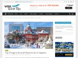 Tourist Places to Visit in Sapporo