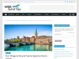Tourist Spots to Visit in Zurich
