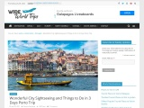 Top Tourist Places to Visit in Porto