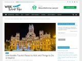 Best Tourist Places to Visit in Madrid