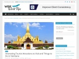 Beautiful Tourist Attractions to Visit in Vientiane
