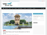 Tourist Attractions to Visit in Johor